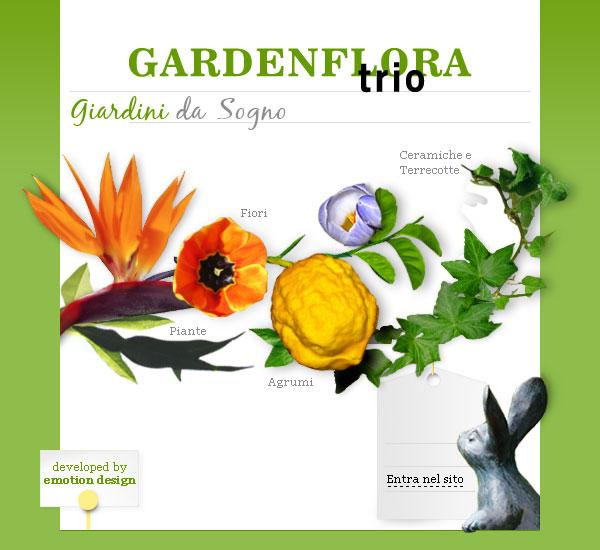 Piante e fiori da giardino piante grasse e vivaio di for Progettazione giardini lucca